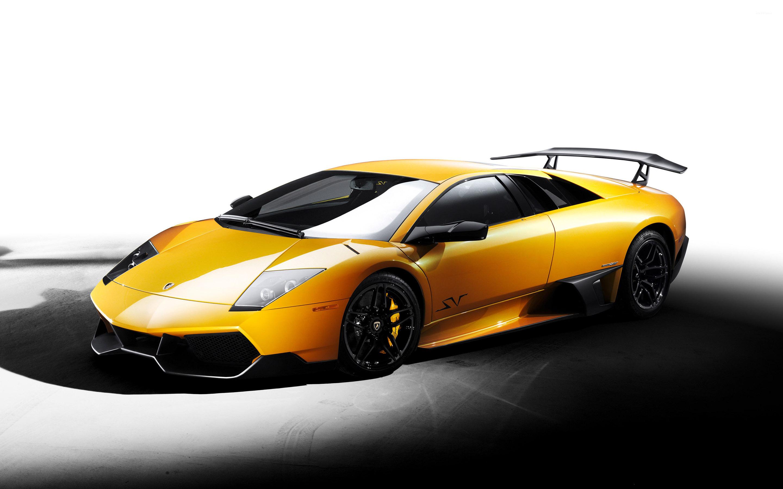 Lamborghini Murcielago LP SuperVeloce wallpaper Car