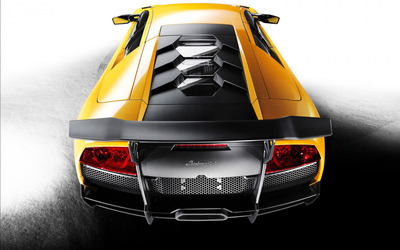 Lamborghini Murcielago LP 670-4 SuperVeloce [2] wallpaper