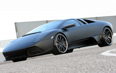 Lamborghini Murcielago LP640 wallpaper