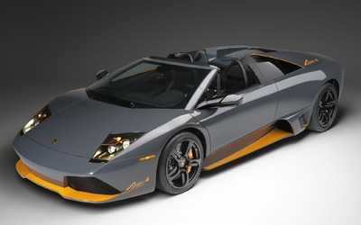 Lamborghini Murcielago LP650-4 Roadster wallpaper