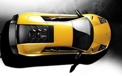 Lamborghini Murcielago LP670-4 Superveloce wallpaper