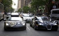 Lamborghini Murcielago vs Bugatti Veyron wallpaper 1920x1080 jpg