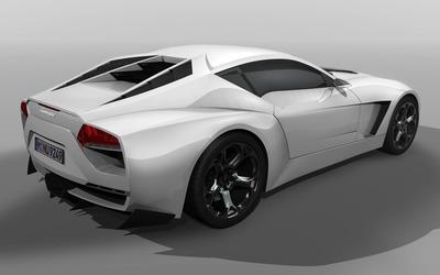Lamborghini Toro LA690-4 Design Concept wallpaper