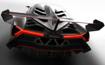 Lamborghini Veneno [4] wallpaper