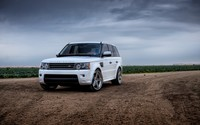 Land Rover wallpaper 1920x1200 jpg