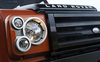 Land Rover Defender wallpaper