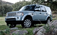 Land Rover Discovery [4] wallpaper 1920x1200 jpg