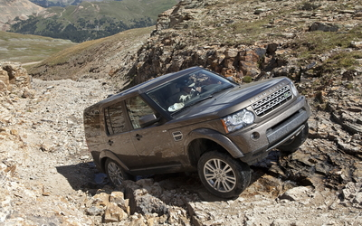 Land Rover Discovery [3] Wallpaper