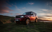 Land Rover Discovery [5] wallpaper 1920x1200 jpg