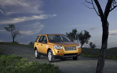 Land Rover Freelander [2] Wallpaper
