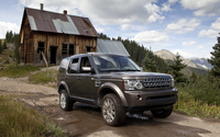 Land Rover LR4 wallpaper 1920x1200 jpg