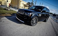 Land Rover Range Rover [2] wallpaper 1920x1200 jpg