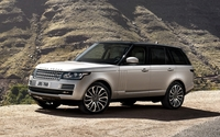Land Rover Range Rover wallpaper 1920x1200 jpg
