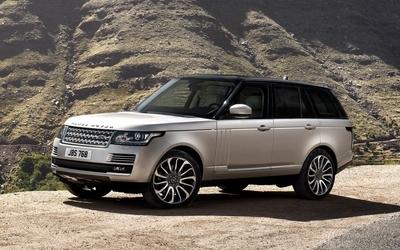 Land Rover Range Rover Wallpaper