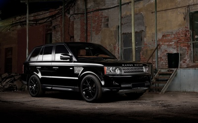 Land Rover Range Rover [3] wallpaper