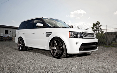 Land Rover Range Rover [6] wallpaper
