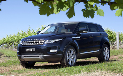 Land Rover Range Rover Evoque [2] Wallpaper