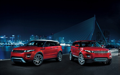 Land Rover Range Rover Evoque wallpaper