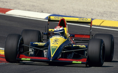 Larrousse LC90 wallpaper