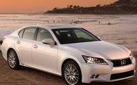 Lexus GS 450h wallpaper 1920x1080 jpg