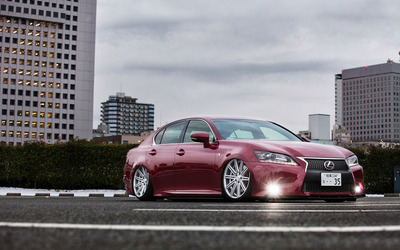 Lexus GS wallpaper