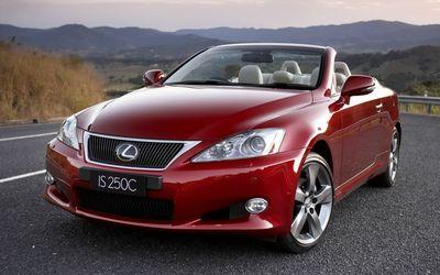Lexus IS 250 C [2] wallpaper