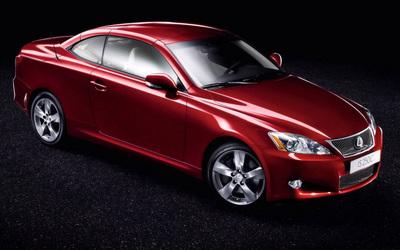 Lexus IS 250 C wallpaper