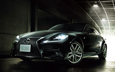 Lexus IS 350 wallpaper