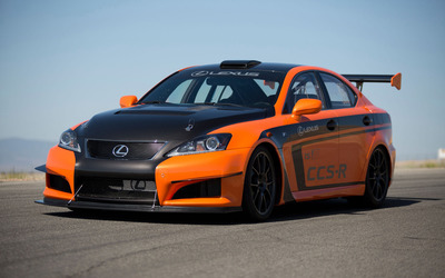 Lexus IS F wallpaper