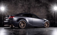 Lexus IS F Five Axis Project wallpaper 1920x1080 jpg
