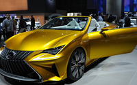 Lexus LF-C2 wallpaper 3840x2160 jpg