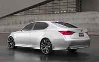 Lexus LF-Gh wallpaper 2560x1600 jpg
