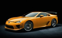 Lexus LFA wallpaper 1920x1200 jpg
