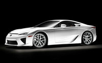 Lexus LFA [5] wallpaper 1920x1200 jpg