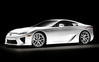 Lexus LFA [5] wallpaper