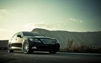 Lexus LS [2] wallpaper 2560x1600 jpg