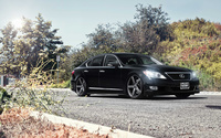 Lexus LS [3] wallpaper 1920x1200 jpg