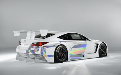 Lexus RC F GT3 wallpaper