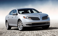Lincoln MKS wallpaper 1920x1200 jpg
