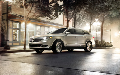 Lincoln MKT wallpaper