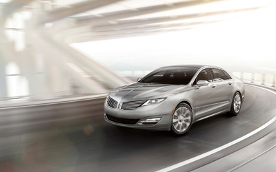 Lincoln MKZ wallpaper