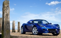 Lotus Elise wallpaper 1920x1080 jpg