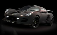 Lotus Exige Scura wallpaper 1920x1200 jpg