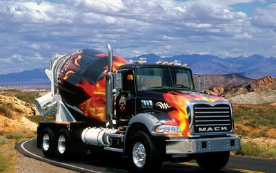Mack Trucks wallpaper