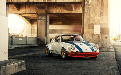 Magnus Walker Porsche 911 wallpaper