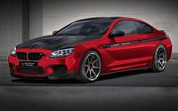 Manhart Racing BMW M6 wallpaper 2880x1800 jpg