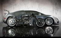 Mansory bike and car wallpaper 1920x1080 jpg