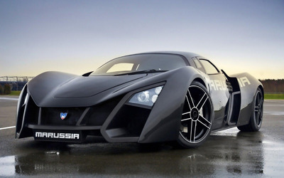 Marussia B2 wallpaper