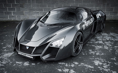 Marussia B2 [2] wallpaper