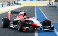 Marussia MR03 wallpaper 2880x1800 jpg